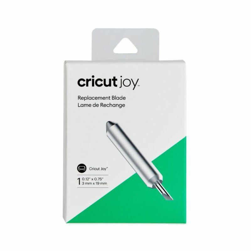 Cricut Joy vervangmesje packaging
