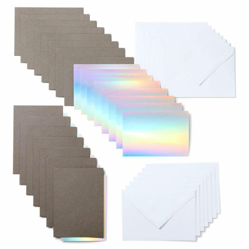 Cricut Joy Insert Cards Small - Holographic