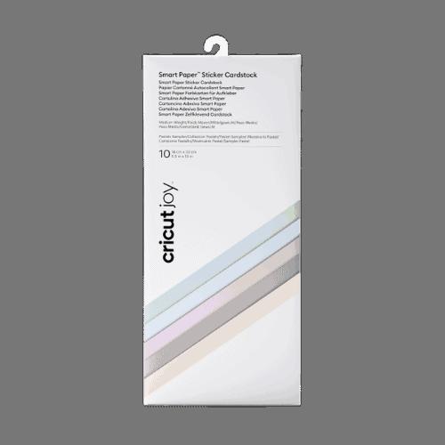 Cricut Joy - Smart Sticker Cardstock Sampler