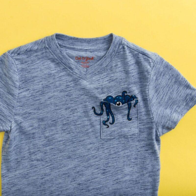 Cricut EasyPress Mini - t-shirt