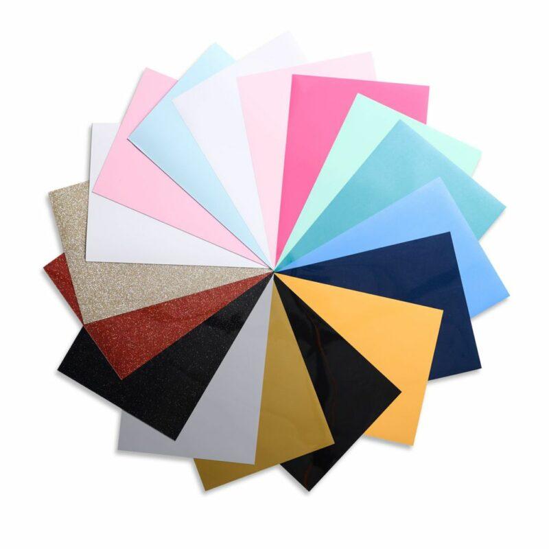 Startpakket Siser Flex en Flockfolies voor textielbedrukking