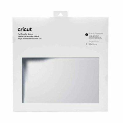 Cricut Foil Transfer Sheets 30x30cm-silver