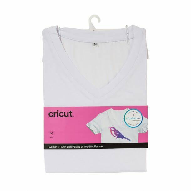 cricutblankV-neckshirt2