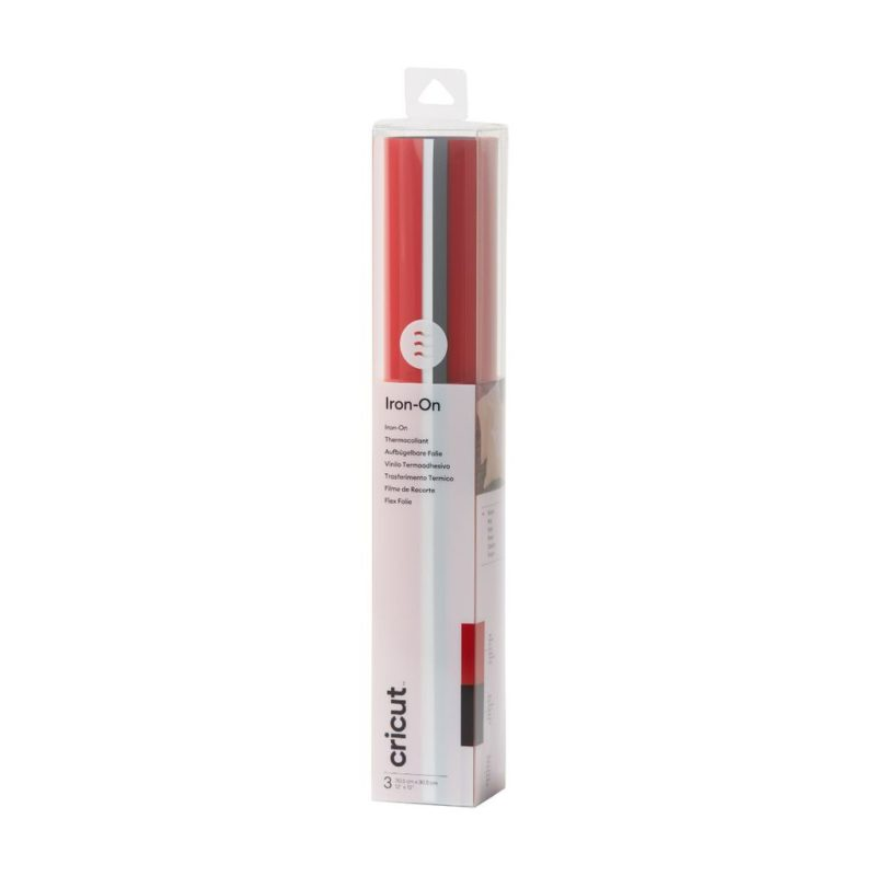 2007706-Iron On-Red Black White