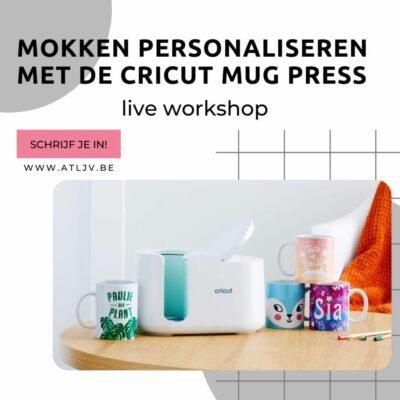 live mug press workshop